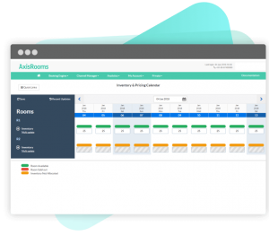 Channel Manager dashboard