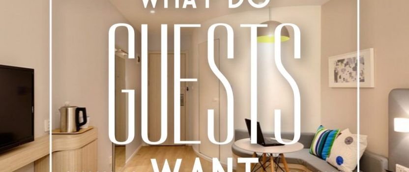 Hotel amenities: what your guests really want?