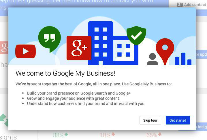 Google my business/gmb