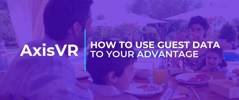 Ways vacation rental owners can use guest data to increase bookings
