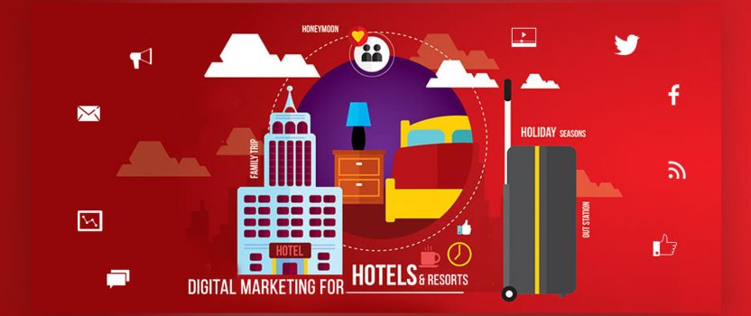Digital Marketing hacks for the modern hotel industry