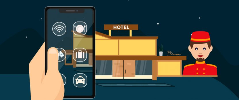 Tips to create a perfect app for hotel business