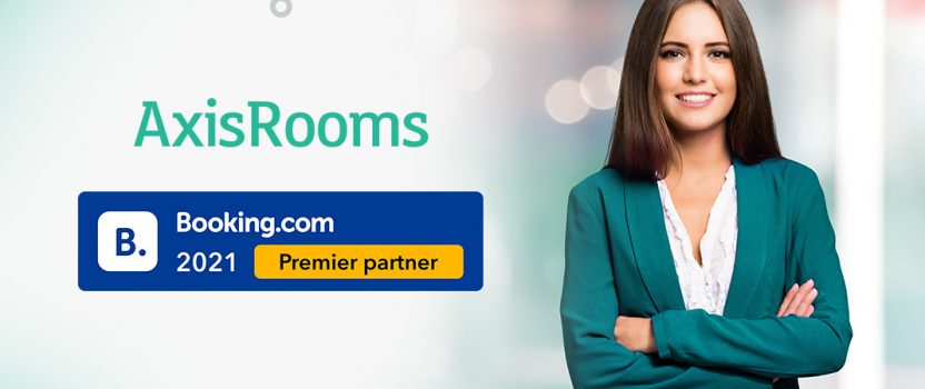 AxisRooms Channel Manager Recognized As A Premier Status Connectivity Partner by Booking.com
