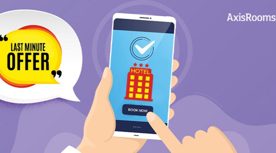 Tricks To Improve Last-Minute Online Hotel Bookings